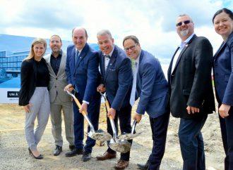 UV Mutuelle officialise la construction de son nouveau siège social à Drummondville