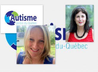Nomination et déménagement pour Autisme Centre-du-Québec
