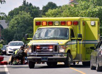 Accident : Malgré un bilan routier 2019 positif, les piétons demeurent surreprésentés au Centre-du-Québec