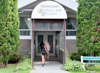 Le CIUSSS-MCQ demande la relocalisation de 20 usagers du 600 Bousquet de Drummondville