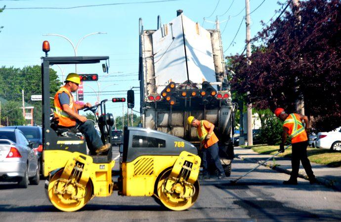 Retour des vacances de la construction – La vigilance s'impose sur les chantiers