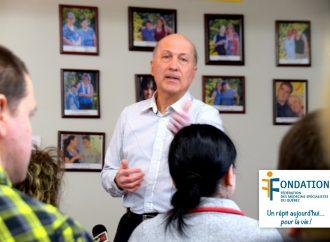 FFMSQ: un appui financier de 8 160$ pour un projet de répit pour Parrainage civique Drummond