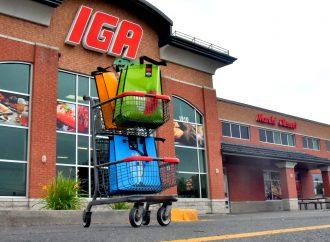 "Environnement – ""Fini les sacs en plastique"" IGA retire les sacs en plastique d'ici 6 mois"