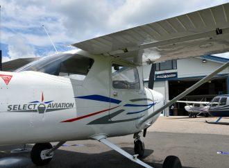 Portes ouvertes de l'école de pilotage Sélect-Aviation – Des rencontres positives et de belles découvertes !