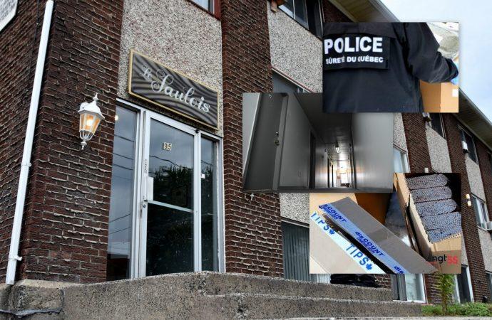 Contrebande de tabac et vente de cannabis – Une opération policière de la SQ mène à une double arrestation