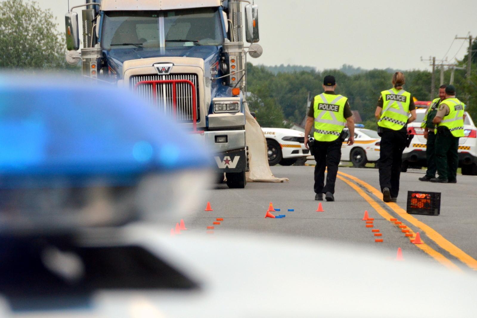 camionneurs site de rencontre mon fils de 19 ans sort avec un enfant de 15 ans