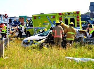Vacances de la construction 15 décès sur les routes au Québec