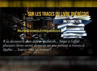 """Littérature – Le 12 août – Sur les traces du livre québécois """" À la découverte d'un auteur québécois"""""""