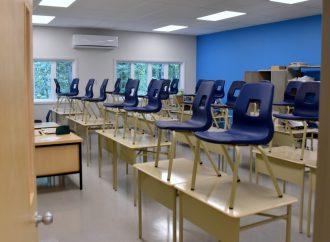 Tour de force de la CSDC, 29 nouvelles classes modulaires pour la rentrée scolaire à Drummondville