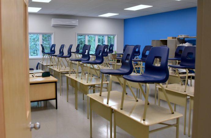 Plan québécois des infrastructures et modernisation de nos écoles – D'excellentes nouvelles pour le Centre de services scolaire des Chênes