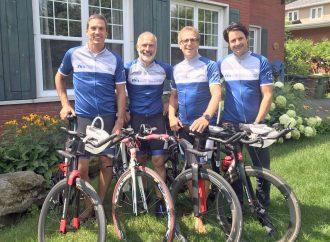 Ironman – 5 amis et Drummondvillois au Ironman de Tremblant!