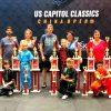 Les élèves de l'école de Karaté Kungfu Drummondville reviennent victorieux d'un prestigieux tournoi américain