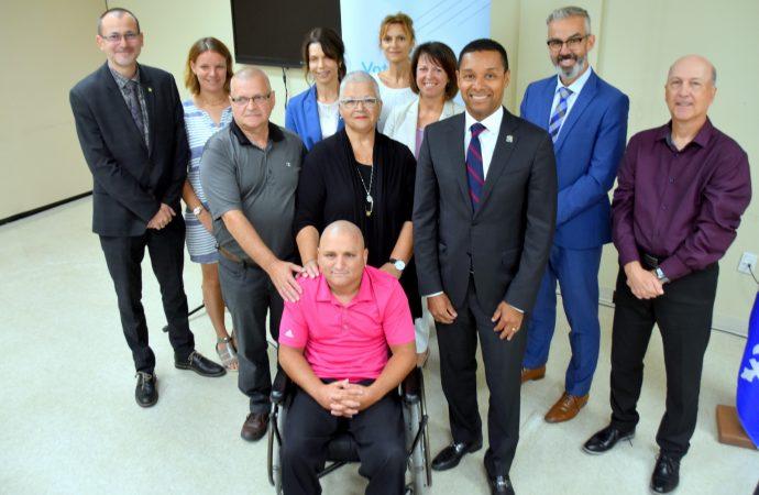 Projet FORCES au Centre-du-Québec: Davantage de jeunes ayant une DI-TSA participent désormais à des activités de jour dans la communauté