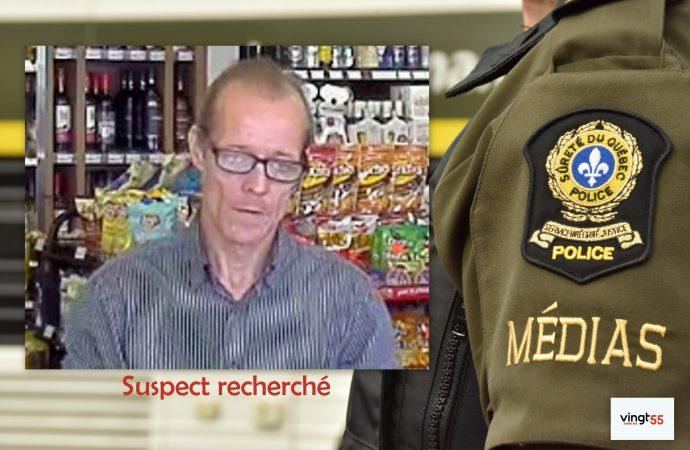 DRUMMONDVILLE  Suspect recherché pour vols et fraudes