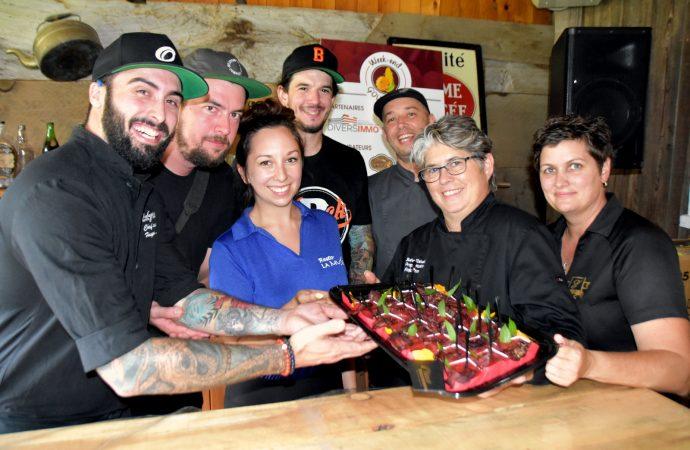 Une toute première édition du week-end Gourmand au Village Québécois d'Antan de Drummondville