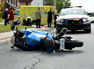 LA SAAQ présente 14 recommandations pour améliorer la sécurité des motocyclistes