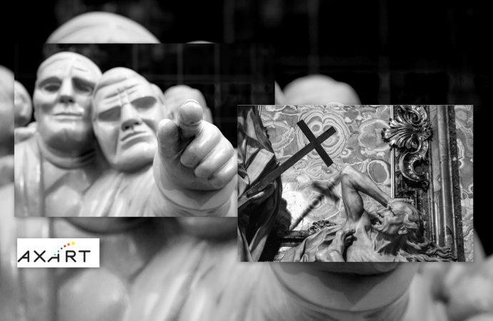 « Un duo de photographes présente : Mon péché très…original »