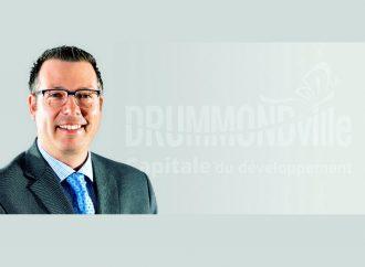 Dominic Villeneuve nommé à la direction du Service des communications de la Ville de Drummondville