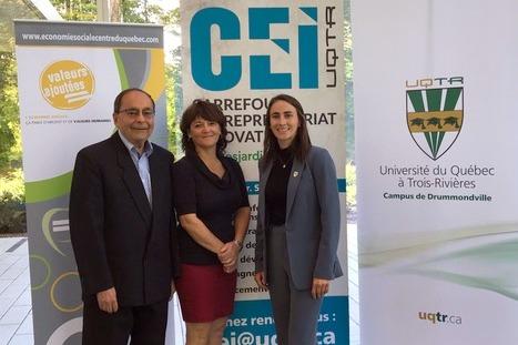 Le Centre-du-Québec lance un parcours d'incubation d'entreprises collectives pour les jeunes adultes, une première au Québec !