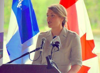 Le gouvernement du Canada accorde plus de 400 000 $ à l'Association touristique régionale du Centre-du-Québec