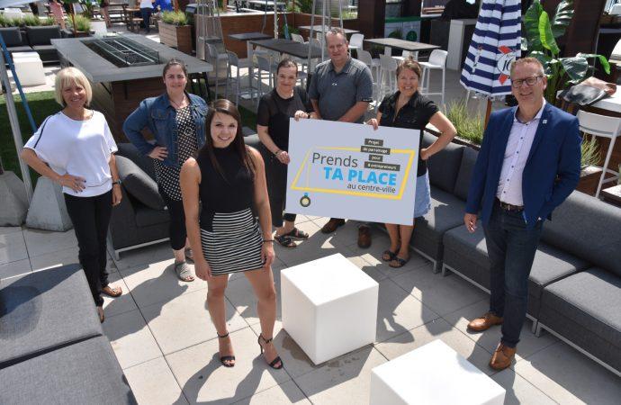 La Mijoteuse – Espace collaboratif-créatif, ''Prends TA PLACE au centre-ville'', un projet innovant pour les entrepreneurs drummondvillois