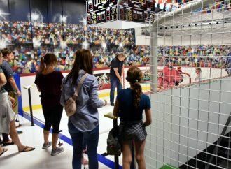 À Drummondville un nouveau mini-putt attire les amateurs d'un grand classique revu et corrigé