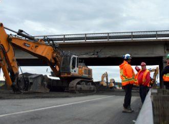Québec confirme des investissements records de plus de 3,2 G$ pour la réparation et l'entretien des routes cette année