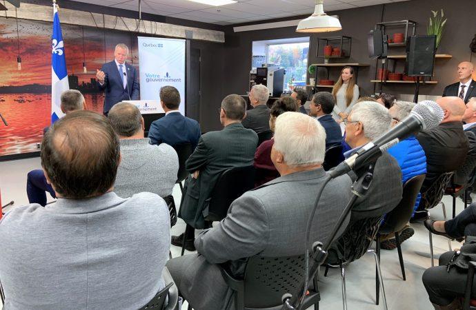 Régionalisation de l'immigration – Une présence accrue du ministère de l'Immigration, de la Francisation et de l'Intégration dans le Centre-du-Québec