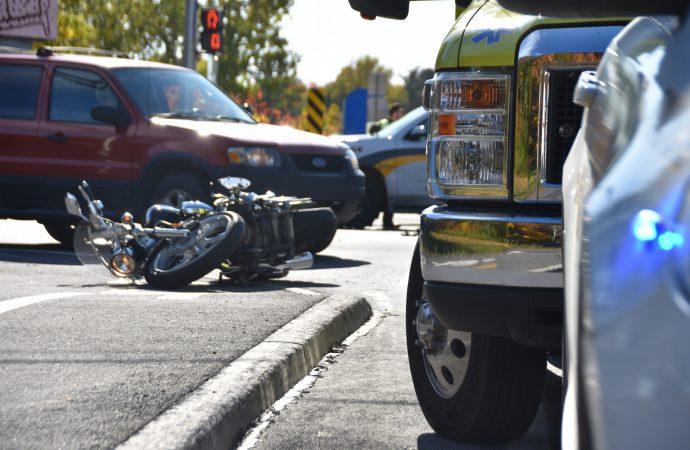 Une collision a fait un blessé mineur aujourd'hui à Drummondville