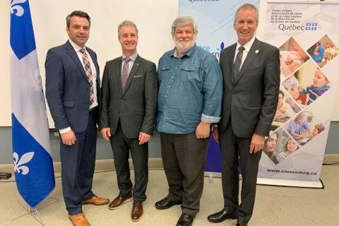 Bonification importante du soutien financier octroyé aux organismes communautaires du Centre-du-Québec