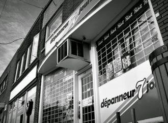 Vol qualifié au centre-ville de Drummondville