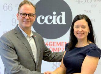 Alexandra Houle joint les rangs de la CCID à titre de directrice générale