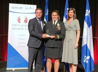 Mérite québécois de la sécurité civile – La Ville de Drummondville récompensée