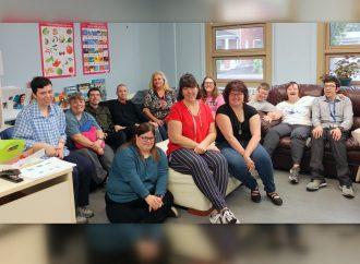 Une première classe en intégration sociale à Drummondville!