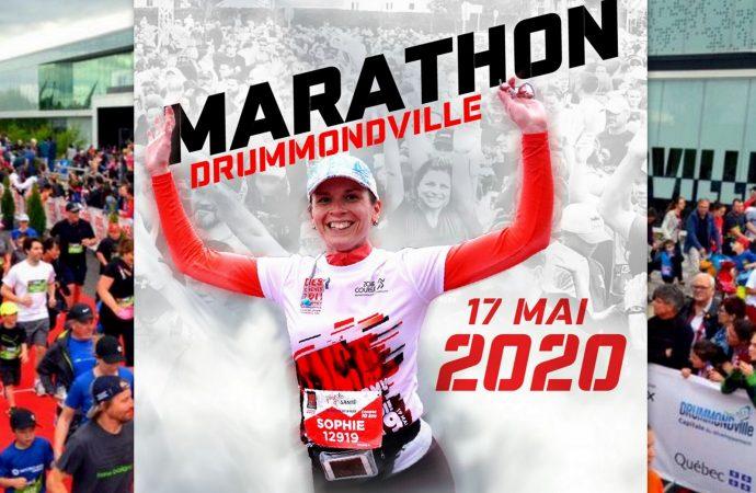 Un premier MARATHON à Drummondville en 2020