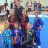 De l'or pour l'équipe de Whusu et l'école de Karaté Kungfu Drummondville