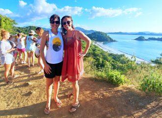 Stéphanie Lebel, une centricoise, en affaires à Tamarindo au Costa Rica