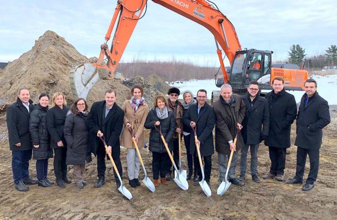 Le gouvernement du Québec soutient la croissance de CRD Placage