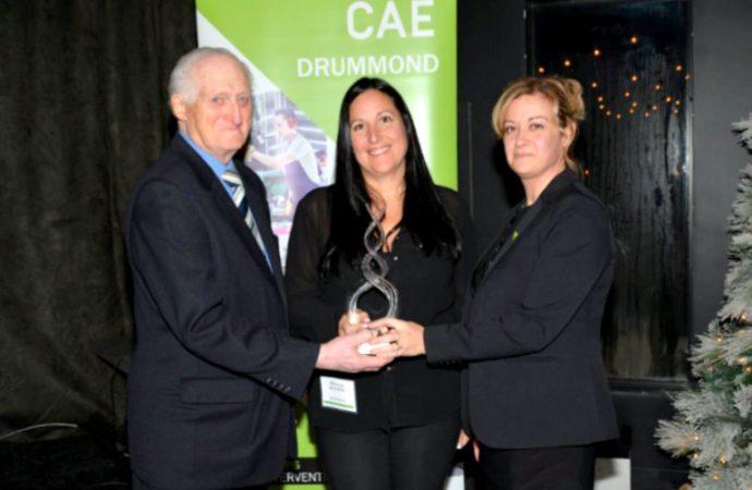 BIOGIVRE reçoit le Prix Reconnaissance CAE Drummond 2019
