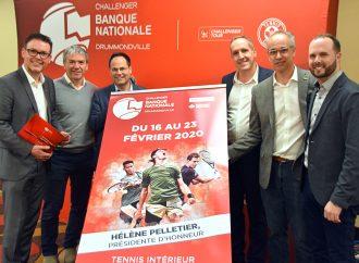 De l'action au programme pour le 6e Challenger Banque Nationale de Drummondville !