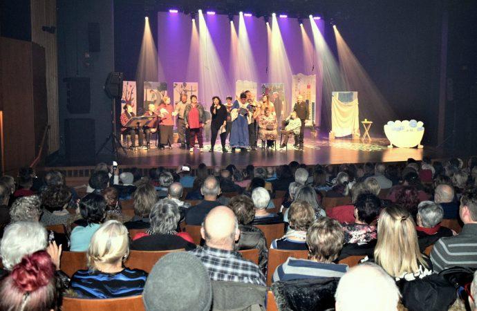 Comédie musicale du Parrainage civique Drummond : Satisfaction et fierté