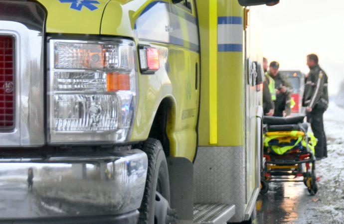 Accident autoroute 55 – un jeune Drummondvillois perd la vie