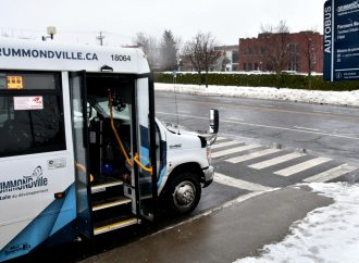 Interruption du service de transport en commun à Drummondville