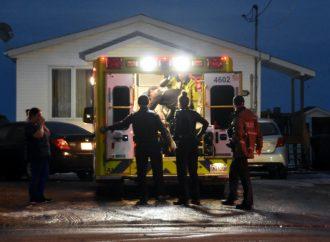 Un homme blessé par arme à feu à Saint-Bonaventure près de Drummondville