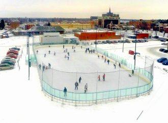 Ouverture de la patinoire extérieure Victor-Pepin à compter du samedi 16 novembre