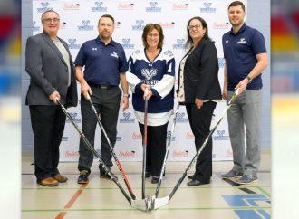 Le Cégep de Drummondville aura son équipe de hockey féminin à l'automne 2020