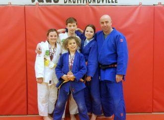 Compétition Espoir 2019 de Judo – Une performance digne de mention pour le club de judo Drummondville