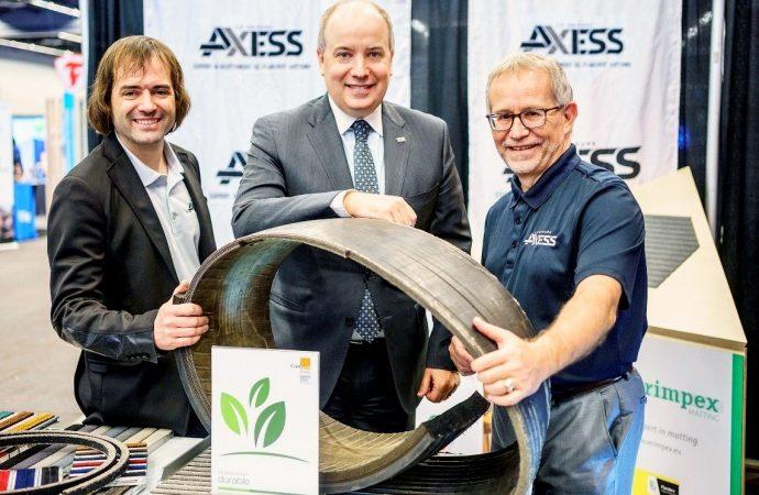 Aéroports de Montréal choisit l'expertise du Groupe Axess, une compagnie drummondvilloise