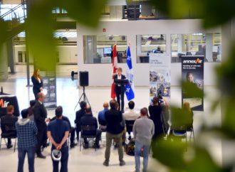 Le gouvernement du Canada accorde une aide financière de 3 M$ à l'entreprise du Centre-du-Québec