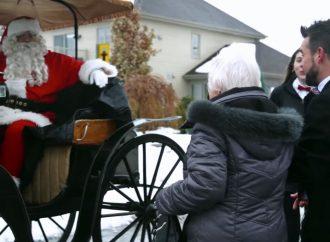 """Laissez-vous """"transporter"""" par les élèves du Collège Saint-Bernard vers un très joyeux temps des fêtes !"""